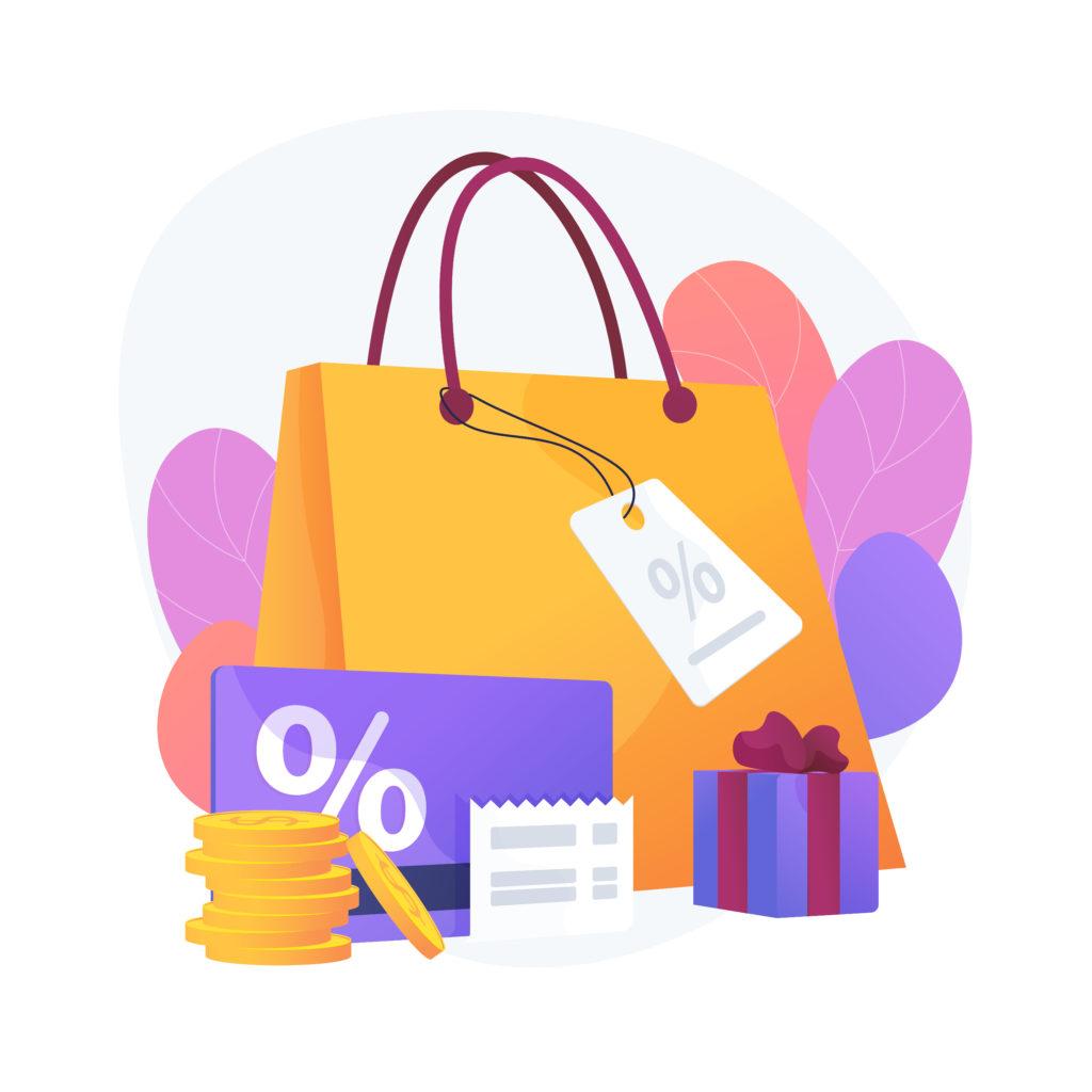 enjoy your shopping